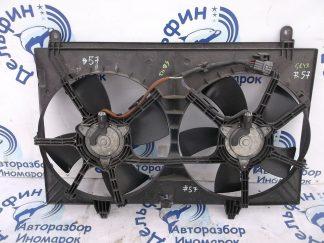 Диффузор радиатора в сборе