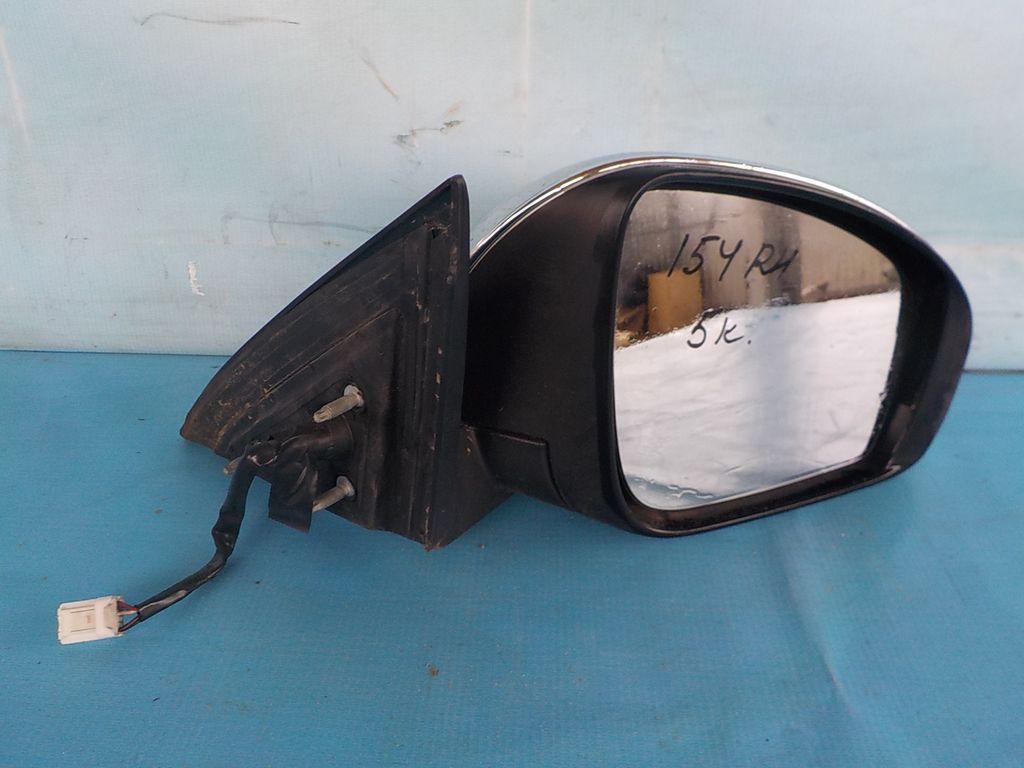 963014AA0A Зеркало заднего вида правое Nissan Almera G15 2013-