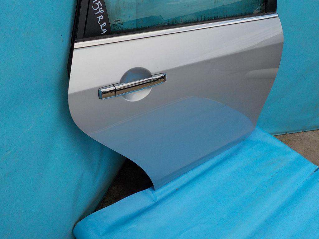 014414 Дверь задняя правая в сборе Nissan Almera G15 2013-