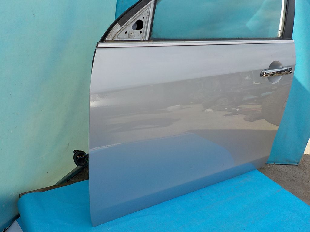 014416 Дверь передняя левая в сборе Nissan Almera G15 2013-