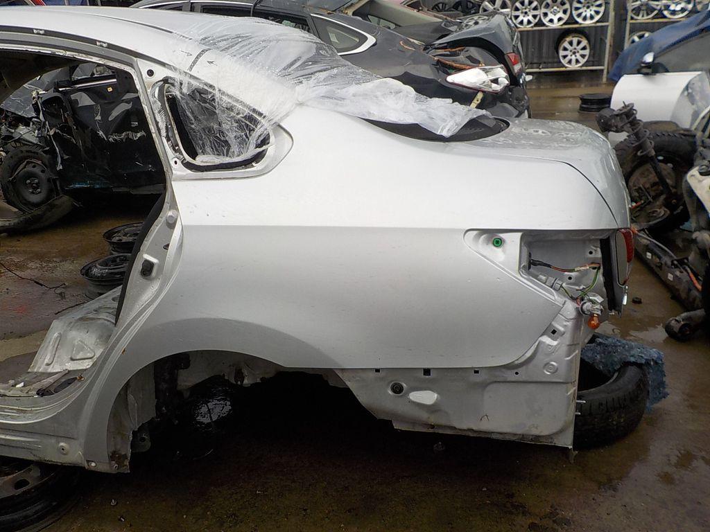 014387 Крыло заднее левое Nissan Almera G15 2013-2018